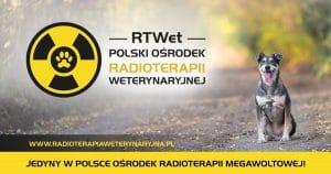 RTWet - radioterapia weterynaryjna - baner